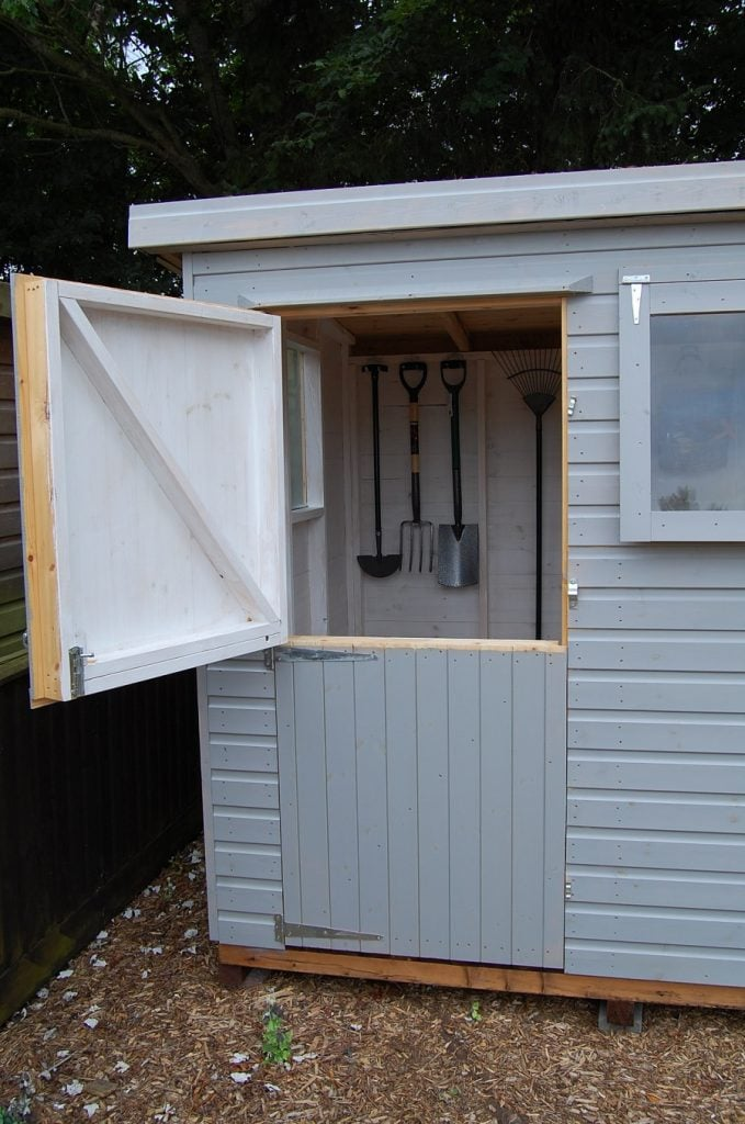 Shed Optional Extra