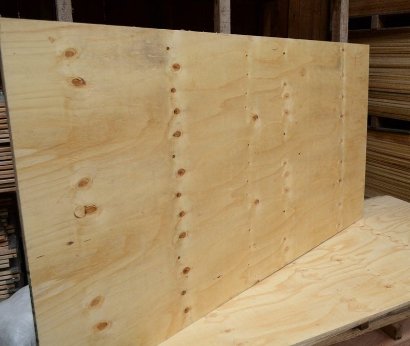 Plywood sheet