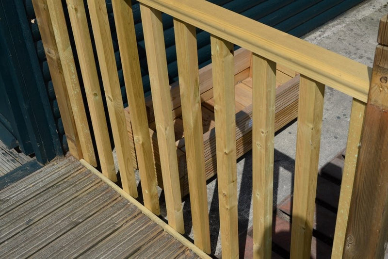 Square Decking Spindle