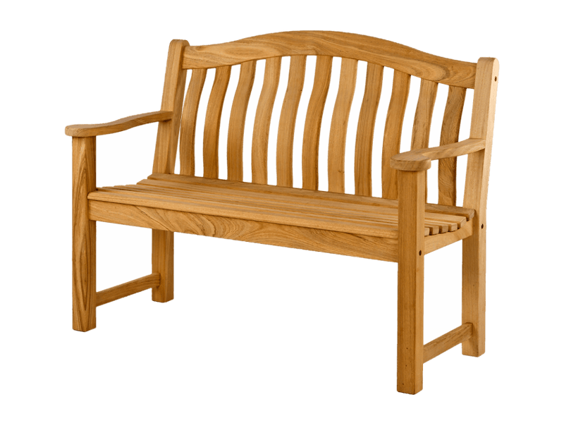 Roble Turnberry Bench - 4'