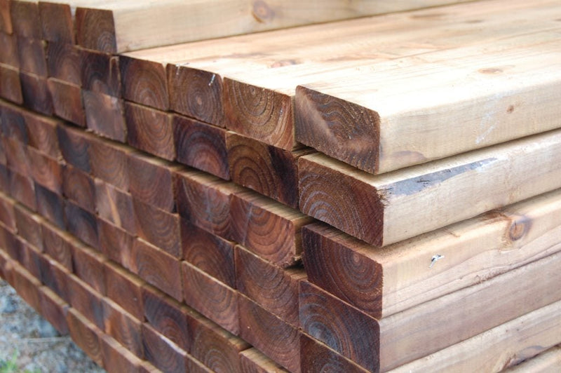 Easy edge timber