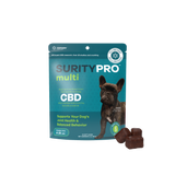 SurityPro Multi Smoky Bacon Hemp-Derived Soft Chews (pet) 30ct/450mg 15mg/serving