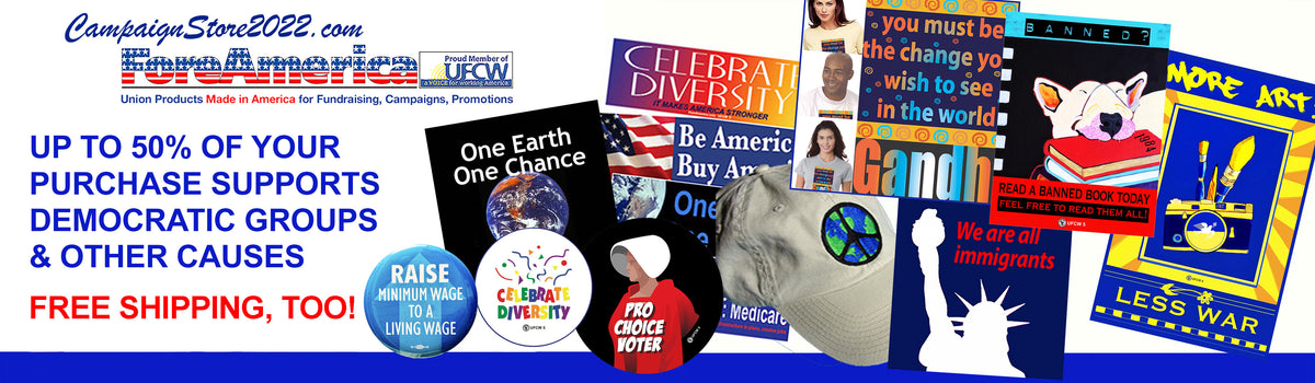 Yard Signs & Window Signs