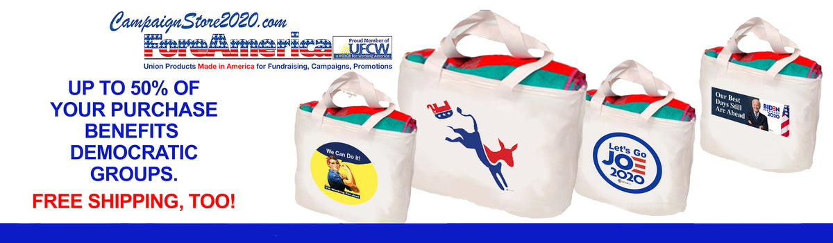 Totes from ForeAmerica