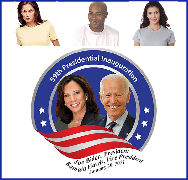 Biden-Harris Commemorative Tee