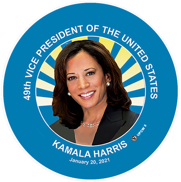 Kamala Harris VP Pin