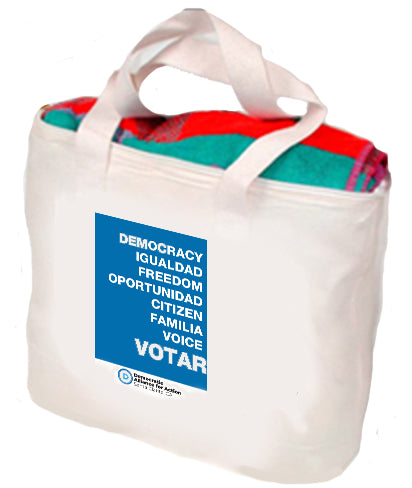 ENGLISH - SPANISH DAA Tote