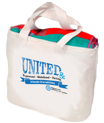 Organized Mobilized Voted DAA Tote