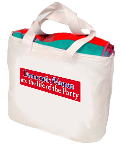 Democratic Women Tote