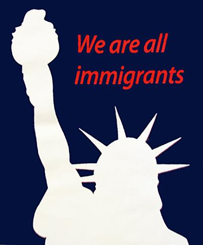 We Are All Immigrants (Tee)