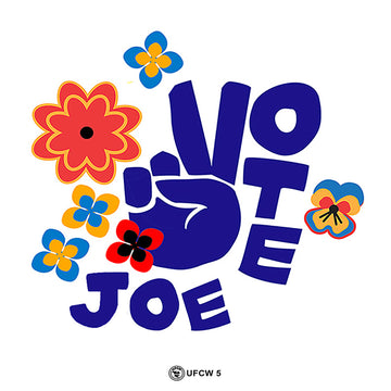 Vote Joe Magnet