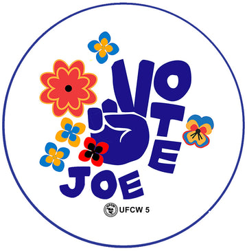 Vote Joe Pin