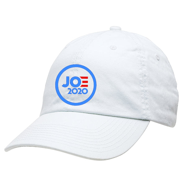 Joe 2020 Hat - White
