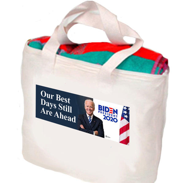 Our Best Days Still Are Ahead Victory Tote