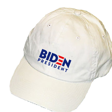 Biden President Hat - Natural