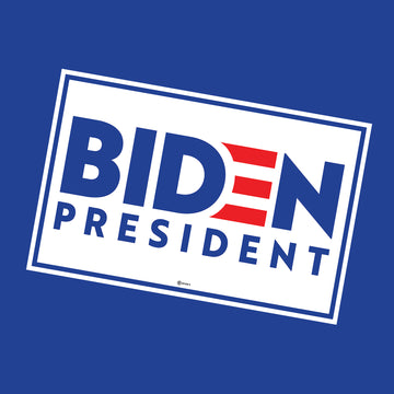 Biden President Window Sign