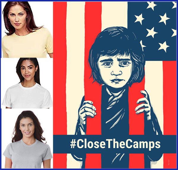 Close the Camps Tee