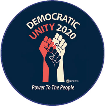 Democratic Unity Pin