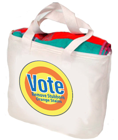 Remove Orange Stains Tote
