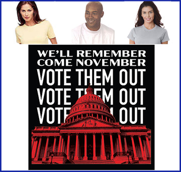 Vote Them Out Tee