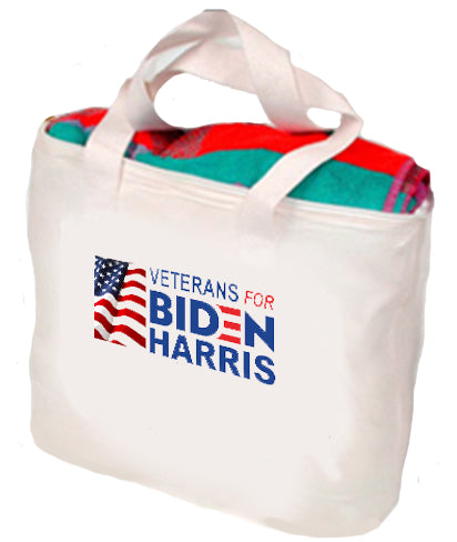 Veterans For Biden - Harris Tote