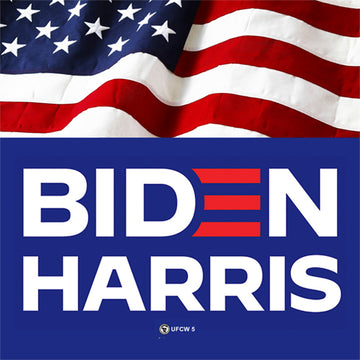 Biden Harris for America Bumper Sticker