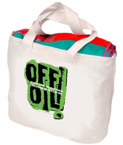 Off Oil Tote