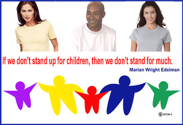 Stand Up For Kids-Marian Wright Edelman Tee