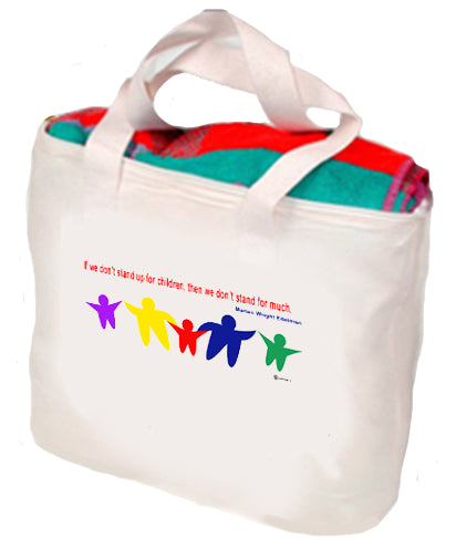 Stand Up For Kids-Marian Wright Edelman Tote