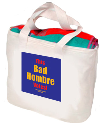 This Bad Hombre Votes (Tote)