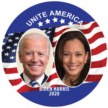Biden Harris Uniting America Pin