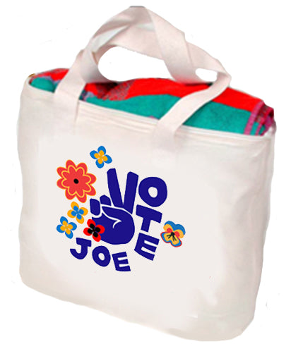 Vote Joe Victory Tote