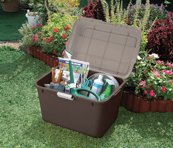 OGL Outdoor Storage Box 620 (Brown)