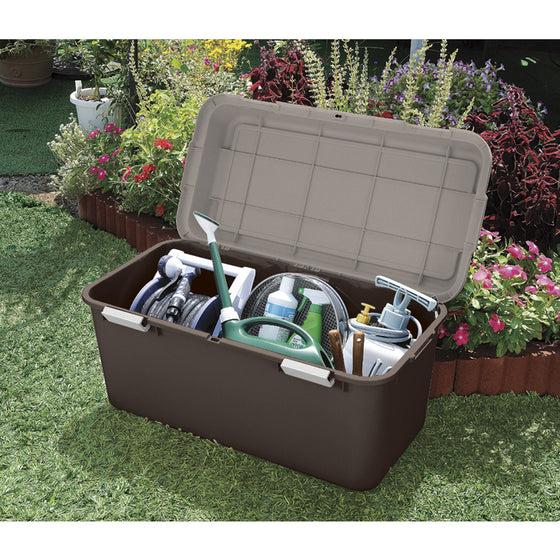 OGL Outdoor Storage Box 880 (Brown)