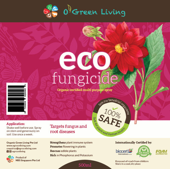OGL Eco Fungicide 500ml - Fungicide for Plants