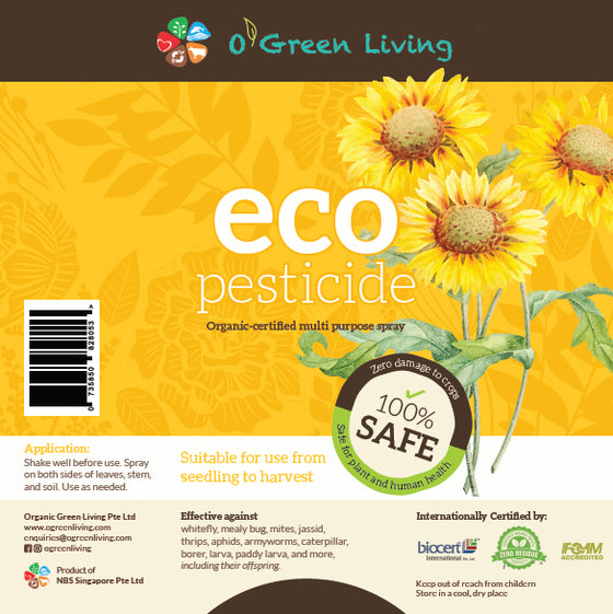 OGL Eco Pesticide 500ml - Organic Pesticides
