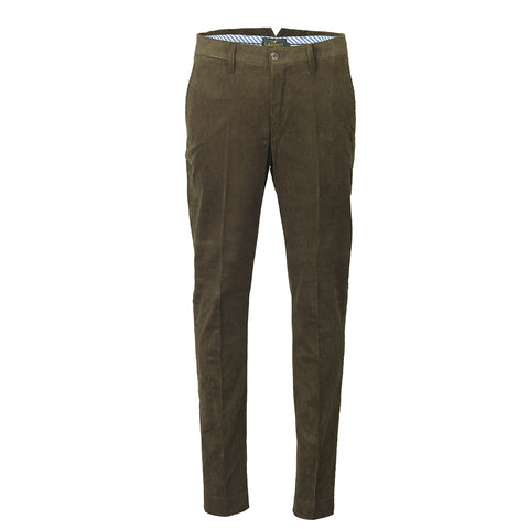 Mayfair trousers - Forest green
