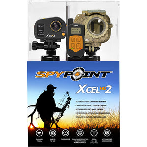 Spypoint Xcel HD2 Action Camera