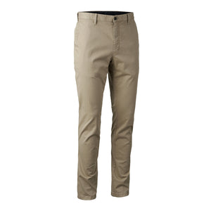 Casual Trousers - dark sand