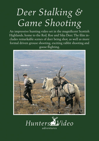 Deer Stalking and Game Shooting