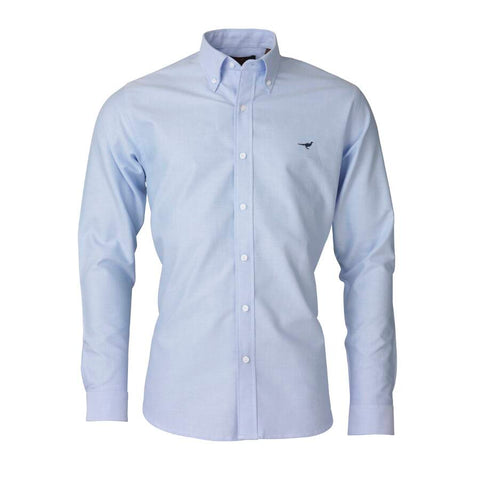 Harvard Oxford Shirt - light blue