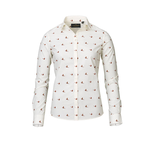 Lady Flush Shirt - cream