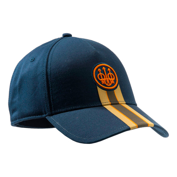 Corporate Striped Cap