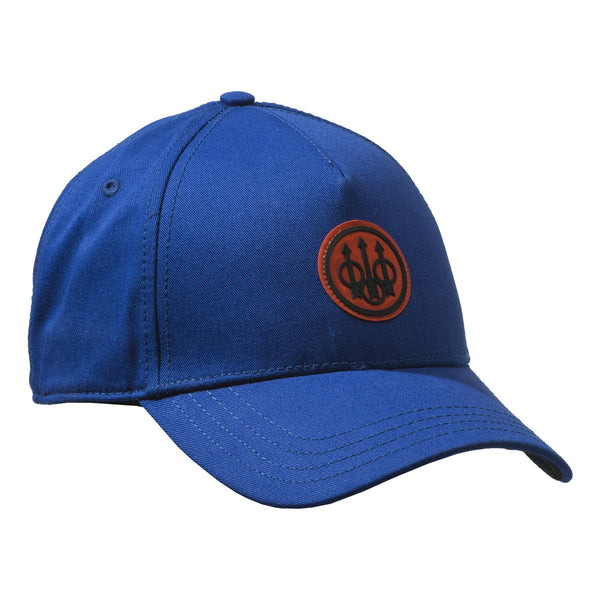 Patch Cap - blue