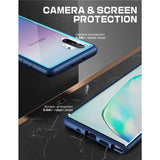 Premium Hybrid TPU Bumper Protective Clear PC Back Cover For Samsung Galaxy Note 10 Series