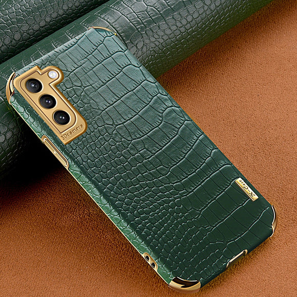 Luxury PU Leather Case For Samsung Galaxy S21 S20 Note 20 Series