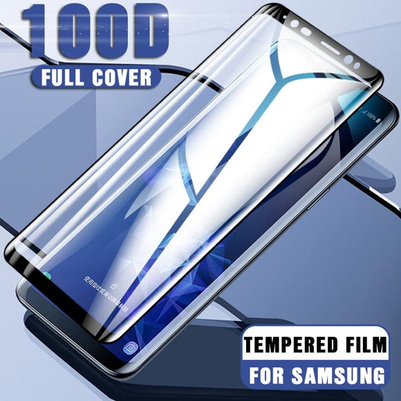 100D Tempered Glass for Samsung Galaxy Note 10 10 Plus