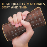 Ultra Thin Electroplate Leather Business Case For Samsung Galaxy S20 FE