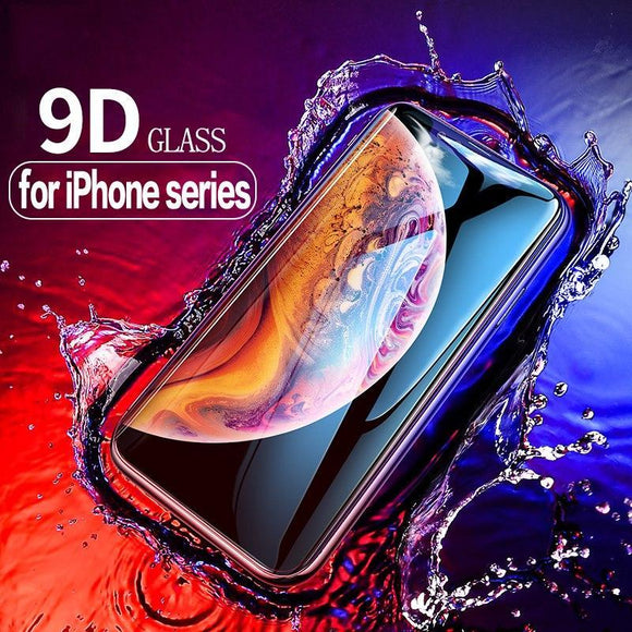 0.15mm Screen Protector Tempered Glass For iPhone XS Max Xr