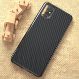 Soft Silicone TPU Frame Classic Weave Case For Samsung Galaxy S20 Series